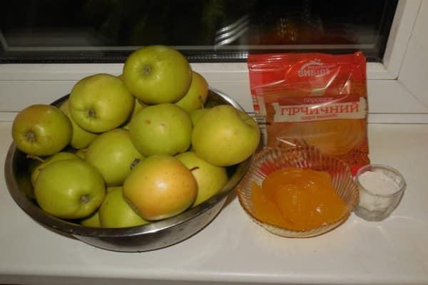 Секреты мочения яблок